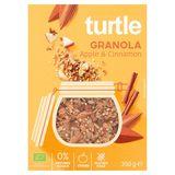 Turtle Granola Apple & Cinnamon 350 g