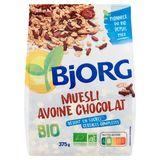 Bjorg Muesli Avoine Chocolat Bio 375 g