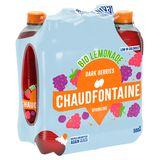 Chaudfontaine Bio Lemonade Dark Berries Pet 500Ml X 6