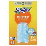 Swiffer Duster Trap & Lock-navullingen Met Een Geur Van Ambi Pur x9