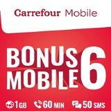 Carrefour Bonus Mobile 6