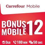 Carrefour Bonus Mobile 12