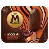 Magnum Ola Ijs Double Chocolate Hazelnut 4x88 ml