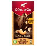 Côte d'Or Bloc Cajou Amandes 180 gr