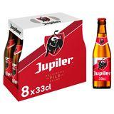 Jupiler Pils Belge 8 x 33 cl