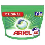 Ariel All-in-1 Pods Original Wasmiddelcapsules, 40 Wasbeurten