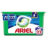 Ariel Allin1 Pods +Actieve Geurbestrijding Wasmiddelcapsules 22