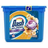 Dash Allin1 Pods Gouden Orchidee Wascapsules 22 Wasbeurten