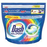 Dash Allin1 Couleur Lessive En Capsules 60Lavages