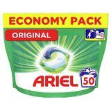 Ariel All-in-1 Pods Original Wasmiddelcapsules, 50 Wasbeurten