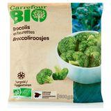Carrefour Bio Brocolis en Fleurettes 600 g