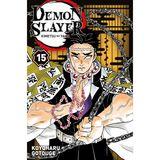 Demon Slayer - Kimetsu no yaiba - Tome 15 (FR)