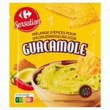 Carrefour Sensation Specerijenmengeling voor Guacamole 20 g