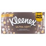 Kleenex Ultra Soft 3-Laags Duo Pack x 72 Stuks