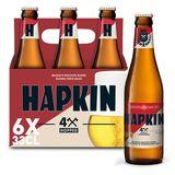 Hapkin Belgisch Krachtig Blond Flessen 6 x 330 ml