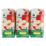 Carrefour Kids Pur Jus Pomme 6 x 20 cl