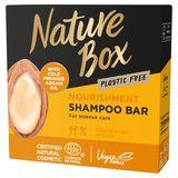 Nature Box Shampoo Bar Argan 85gr