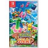 Nintendo - Jeu Switch  - New Pokémon Snap (FR)