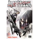 L'attaque des titans - Tome 33 (FR)