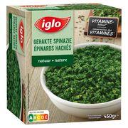 Iglo Fijngehakte Natuur Spinazie 500 g