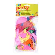 Party stars 50 Ballons medium