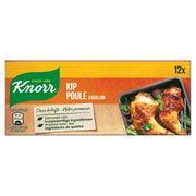 Knorr Original Bouillon Kip 12 Bouillonblokjes 12 x 10 g