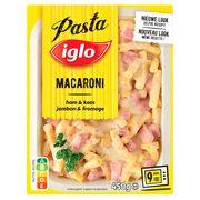 Iglo Macaroni met Ham en Kaas 450 g
