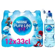 Nestlé Pure Life - National Geographic Kids - Sportdop - 12 x 33 cl
