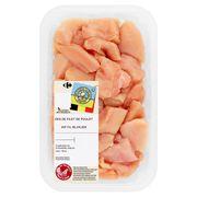 Carrefour Kip Filet Blokjes KKC 0.494 kg
