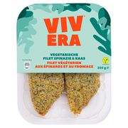 Vivera Vegetarische Filet Spinazie & Kaas 200 g