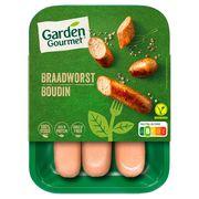 GARDEN GOURMET Vegetarische Braadworst x3 180 g