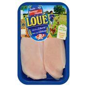 Label Rouge Escalope de Poulet de Loué