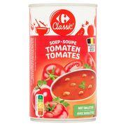 Carrefour Classic' Soep Tomaten met Balletjes 480 g
