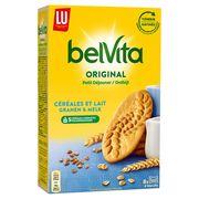 LU BelVita Petit Déjeuner Céréales & Lait 400 g