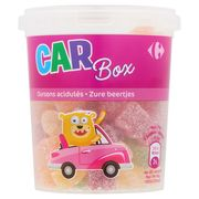 Carrefour Car Box Oursons Acidulés 220 g