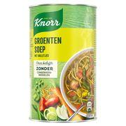 Knorr Blik Soep Groenten en Balletjes 515 ml
