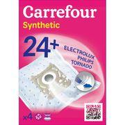 Carrefour - NR24+ Sacs aspirateur