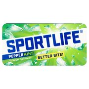 Sportlife Peppermint 3 x 17 g