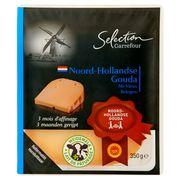 Carrefour Selection Noord-Hollandse Gouda Mi-Vieux 350 g
