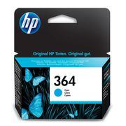 HP - Inktcartridge 364 - Cyaan