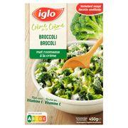 Iglo Brocoli à la Crème 450 g
