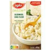 Iglo Chou-Fleur à la Crème 450 g