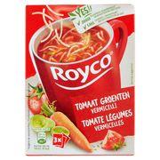 Royco Tomaat Groenten Vermicelli 3 x 20.2 g