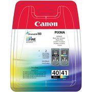 Canon - Inktcartridge PG-40/CL-41 - BL/C/M/Y
