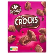 Carrefour Xtrem op en Top Chocolade 400 g