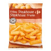 Carrefour Frites Steakhouse 1 kg