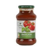 Carrefour Extra Basilico Saus Pasta 400 g
