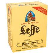Leffe Bruin 6 x 75 cl