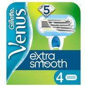 Gillette Venus Extra Glad Navulmesjes x 4