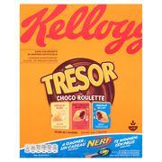 Kellogg's Trésor Choco Roulette 400 g